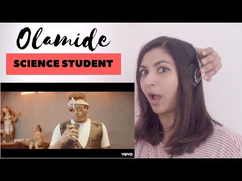 Olamide- Science Student- Reaction Video!