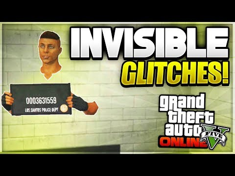 "GTA 5 Online *SOLO* ALL Invisible Body Glitches Working ""After Patch 1.42"" (GTA 5 Glitches)"