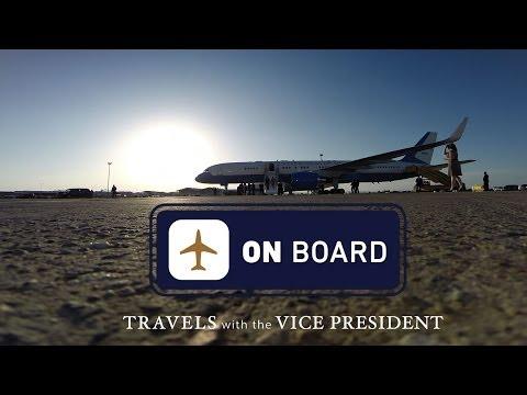 Vice President Joe Biden and Dr. Biden Arrive in Cyprus