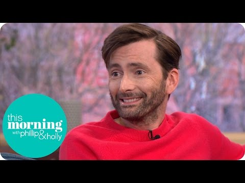David Tennant Has Found Keeping Broadchurch Secrets Completely Exhausting | This Morning