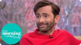 Video David Tennant Has Found Keeping Broadchurch Secrets Completely Exhausting | This Morning download MP3, 3GP, MP4, WEBM, AVI, FLV Agustus 2017