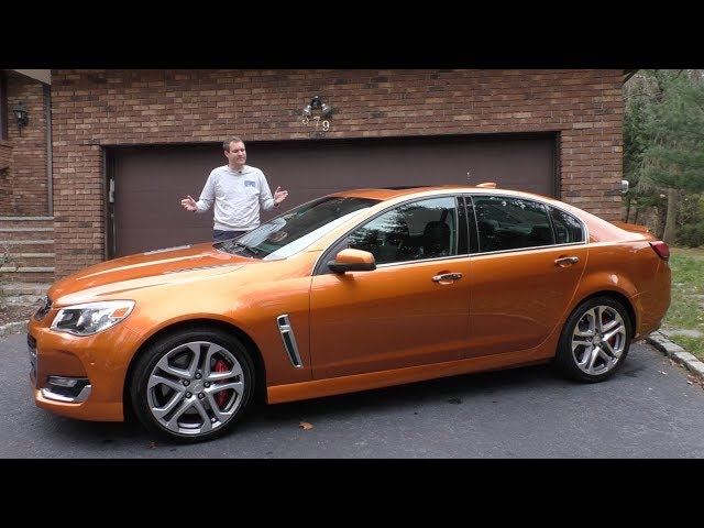 Here's Why the Chevy SS Was a Total Failure