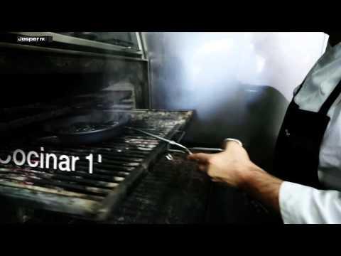 Mejillones al Horno - Hornos Brasa Josper / Charcoal Oven - Baked mussels