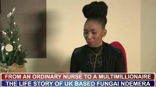 3/5 Fungai Ndemera: Nurse to Millionaire