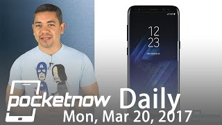 Samsung Galaxy S8 Bixby detailed, Microsoft Surface Book 2 & more - Pocketnow Daily