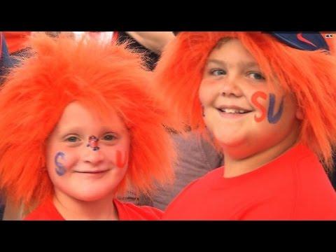 TUMS Ultimate Tailgate: Bleeding Syracuse Orange