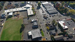 Beautiful Stayton Or form the air