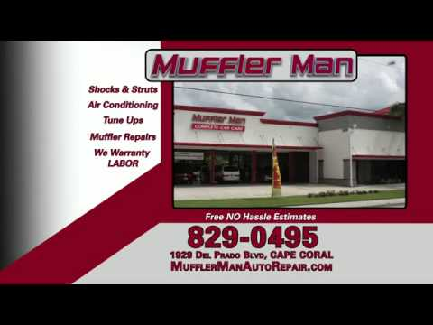 Cape Coral FL Auto Repair  | Mufflerman Auto Repair