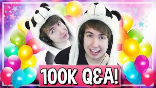 100K Q&A! | TheOrionSound Special