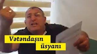 """""""Pulu yeyən, atanıza lənət olsun"""""""