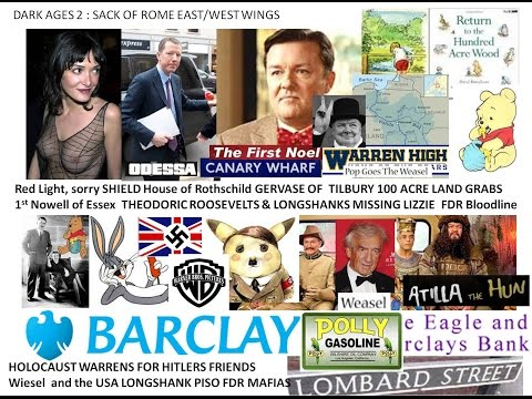 Dark Ages 2 Lombards Huns Barclays Alans bugs bunny WARREN Warner Wiesels Gervase of Tilbury SPREAD