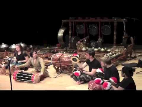 Beleganjur - Emory Gamelan Ensemble