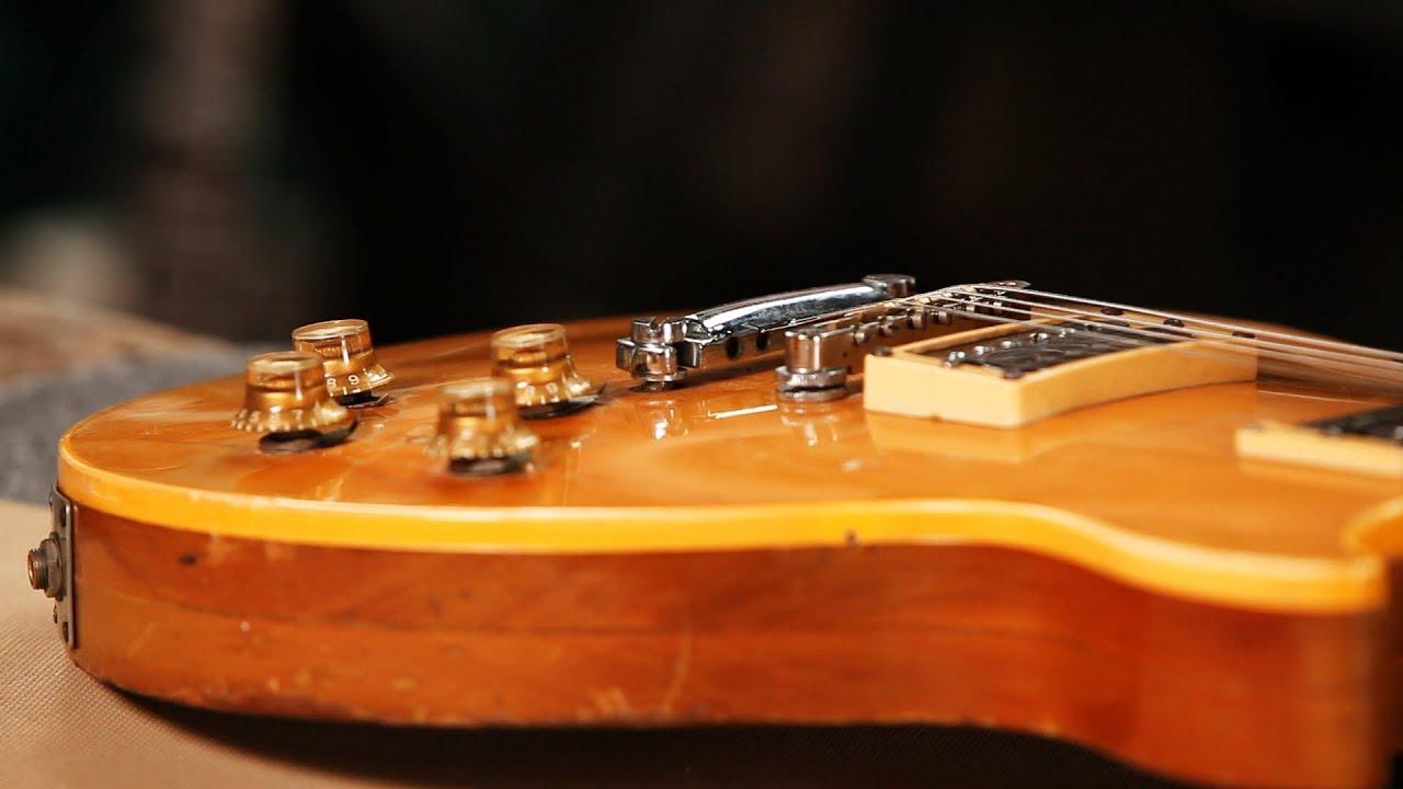 gibson les paul les paul custom guitar setup youtube. Black Bedroom Furniture Sets. Home Design Ideas