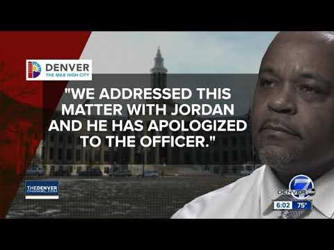 Video shows Denver mayor's son insulting officer