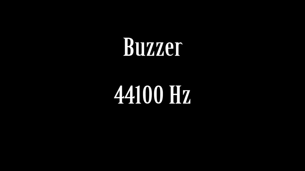 Game Show Buzzer Buzzing Buzz Wrong Answer Sound Effect Free High ...