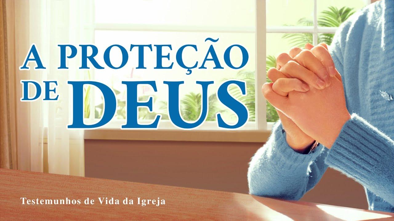 """Pregação Evangélica 2020 """"A proteção de Deus"""""""