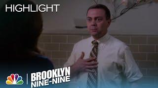 Gina And Rosa Show Boyle The Secret Bathroom | Season 1 Ep. 21 | BROOKLYN NINE-NINE
