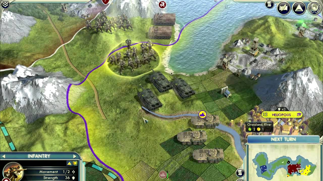 Sid Meier's Civilization 5 - PC - official video game launch trailer HD