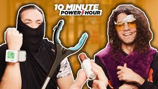 Download Seen on TV! - Ten Minute Power Hour Mp3 and Videos
