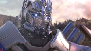 Transformers: Rise of the Dark Spark — Игра! (HD)