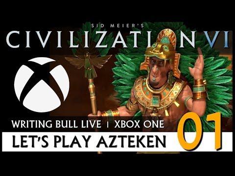 Live Let's Play: Civilization VI - XBOX One (01) [Deutsch]