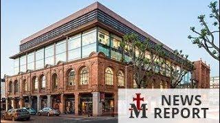 News Report — Vatican Payback