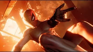 Marvel's Spider-Man - All Spider-Man Cutscenes as Spider-Man Undies