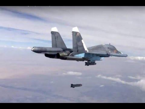 Rusia: Destruyen base militar secreta de EEUU y el Reino Unido en Siria