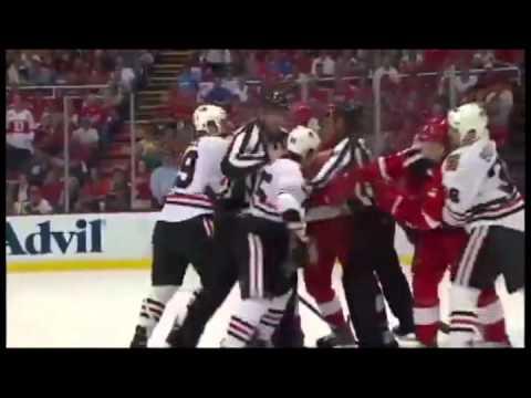 2013 Chicago Blackhawks- Im a Monster