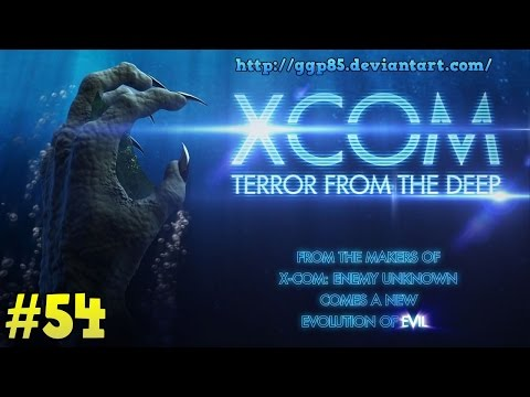 Let's play X-COM Terror from the Deep [54] Base Defense