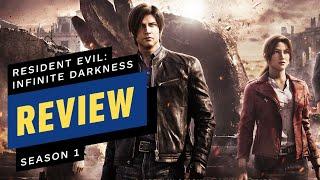 Resident Evil: Infinite Darkness - Season 1 Review
