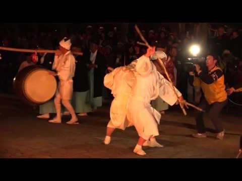 ~奇祭・ケベス祭り~ ( 国選択無形文化財)