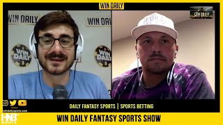 Win Daily 7.31.2020: NBA Fantasy Starters for the night: Porzingis, Westbrook + DiVincenzo