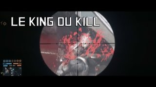 Battlefield 4 - Le King du kill 1vs1! [Funtage]