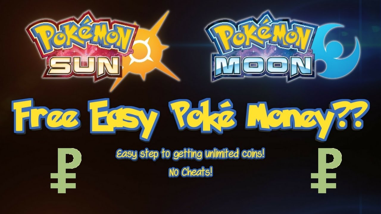 how to make quick money in pokemon sun