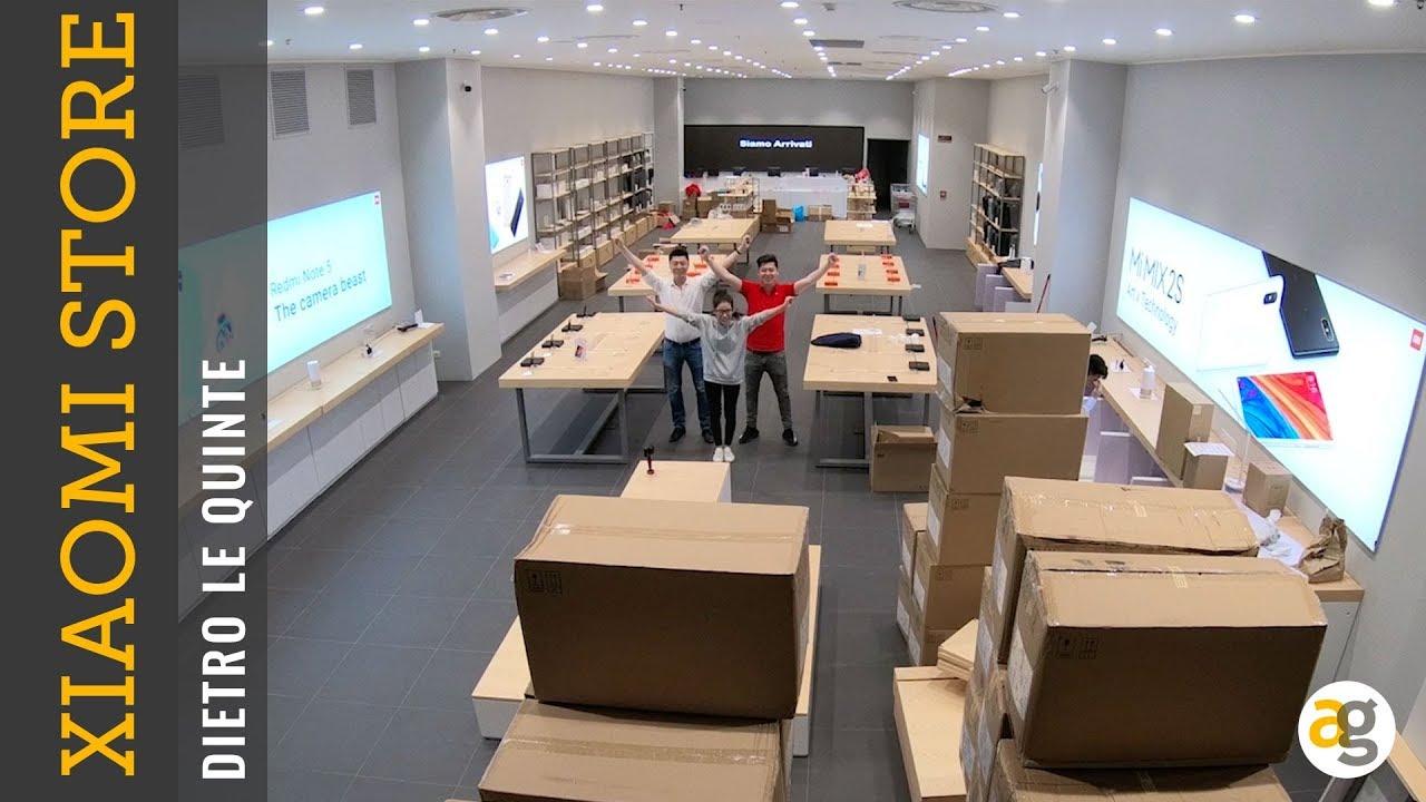 Ufficio Per Xiaomi : Xiaomi store italiano. cosa ci sarà come lo hanno costruito i