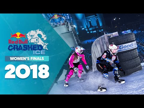Download Youtube: Who won Red Bull Crashed Ice 2018 US - Women's Finals.
