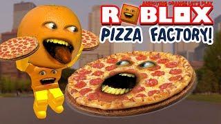 Roblox: PIZZA FACTORY TYCOON - rubare i clienti! 🍕🍕 [fastidioso arancione Plays]