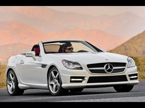 2015 mercedes benz slk start up and review 1 8 l turbo 4 cylinder youtube. Black Bedroom Furniture Sets. Home Design Ideas