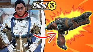Fallout 76 | What Happens if You Complete Every Side Quest for the Astronaut? (Fallout 76 Secrets)