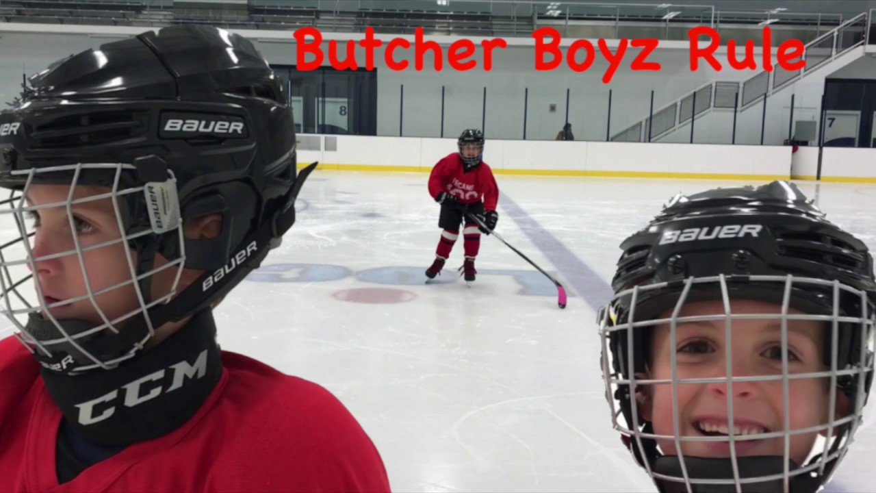 Kids Hockey- Shopping For New Hockey Helmet & how to ...