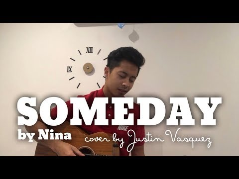 Someday x Cover by Justin Vasquez