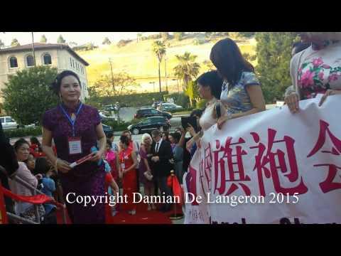 Universe Multicultural Film Festival  2015 Tracy Reiner, Vanessa Terrazas, Damian De langeron