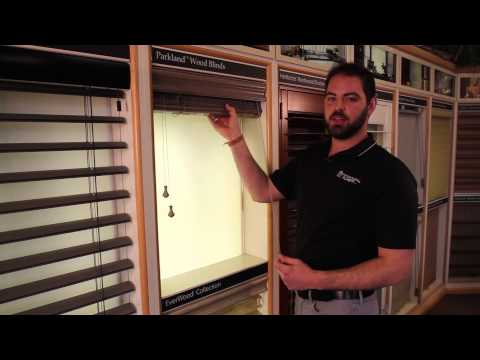 Repairing your HD Wood Blinds
