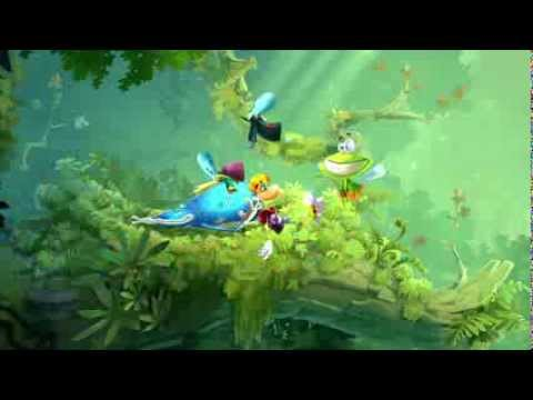 Rayman Legends Next Gen Launch Trailer [North America]