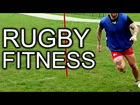 IMPROVE YOUR RUGBY FITNESS