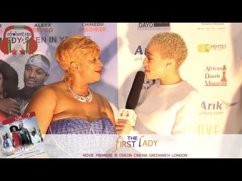First Lady Movie Premiere @ Odeon Cinema by Omoni Oboli