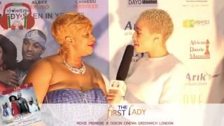 First Lady Movie Premiere @ Odeon Cinema by Omoni Oboli