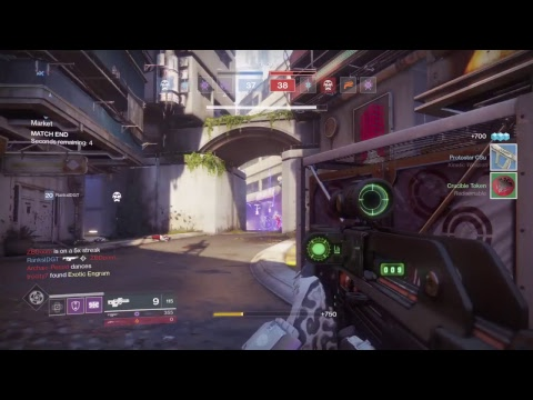 Destiny 2: Titan Stuff