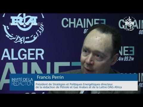 Francis Perrin , Président de Stratégies et Politiques Energétiques